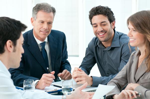 El trabajo en equipo, ¿es más productivo?